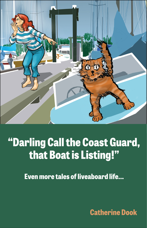 Book Cover: Darling Call the Coast Guard, that Boat is Listing!